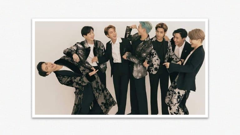 BTS, The First K-Pop Group To Be Nominated in the Grammy Awards