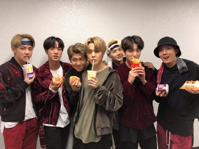 The BTS Meal