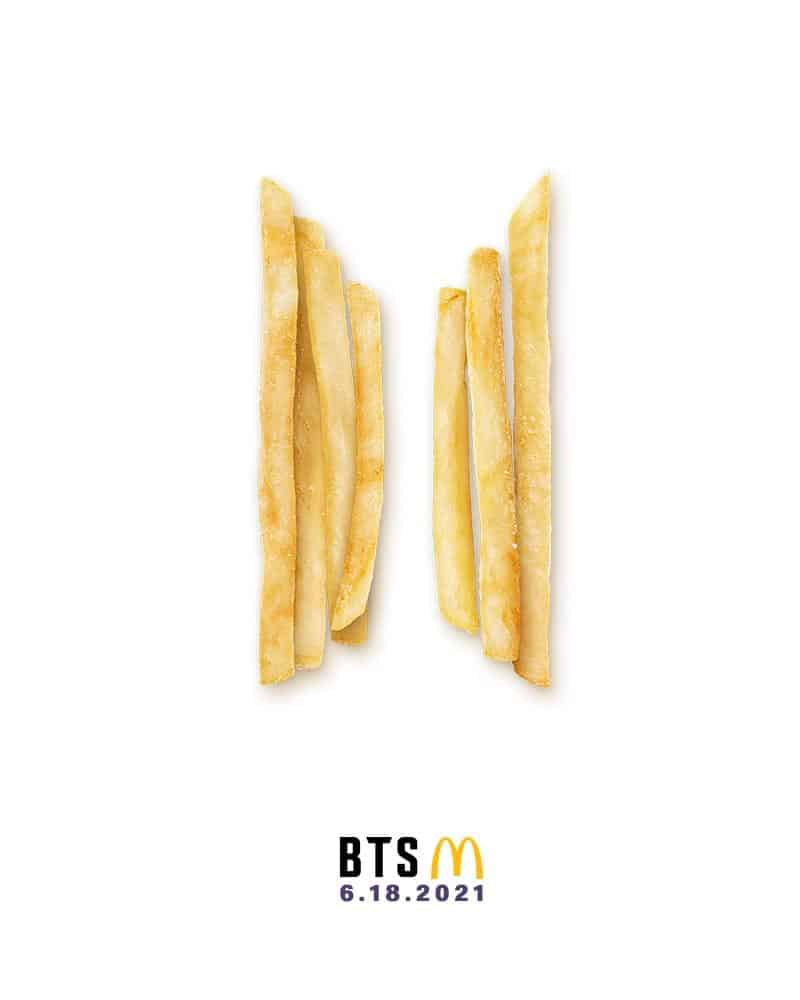The BTS Meal by McDonald's